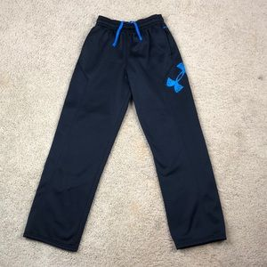 Under Armour Storm Cold Gear Sweatpants Youth LG